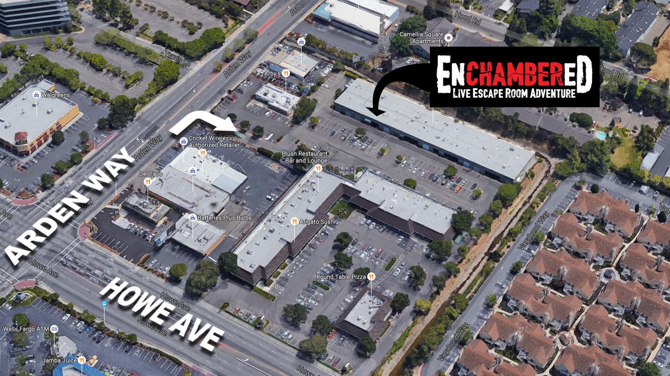 Sacramento Ca Escape Room