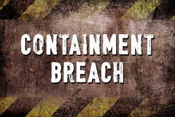 Containment Breach Escape Room