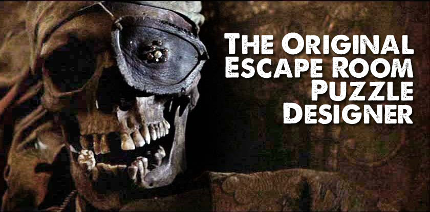 one eyed willy the original escape room game puzzle designer