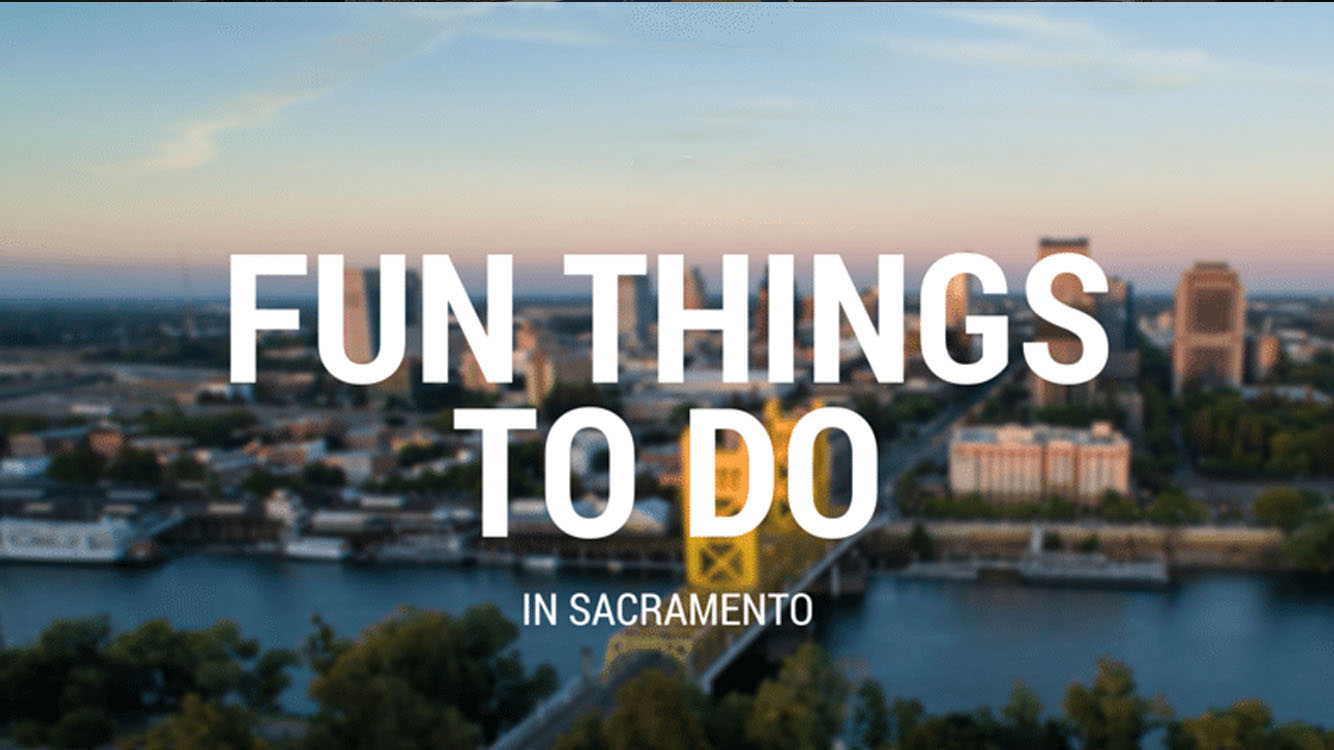 We were featured on 75+ fun things to do in Sacramento