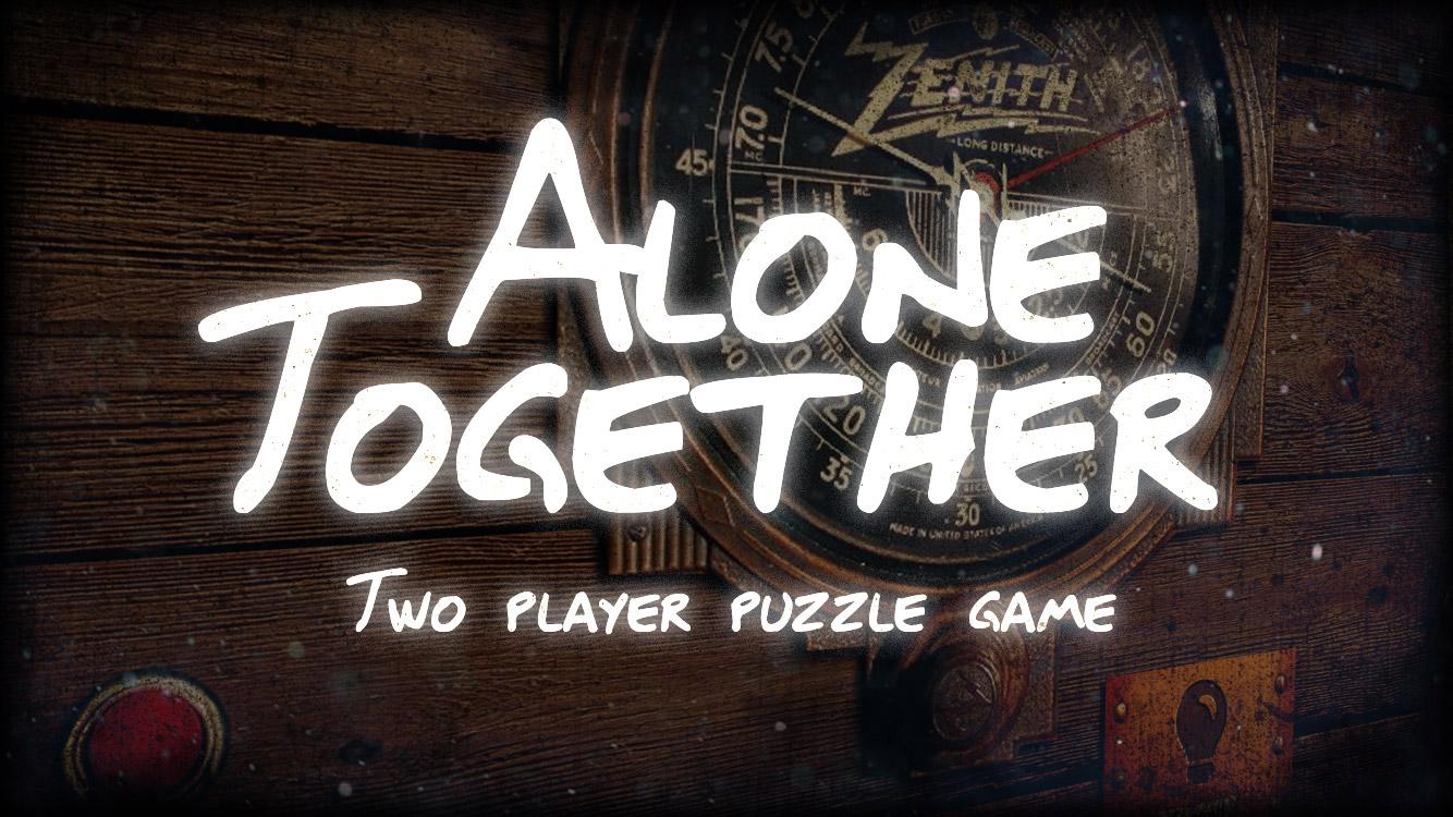 Alone Together Puzzle Game Sacramento Escape Room