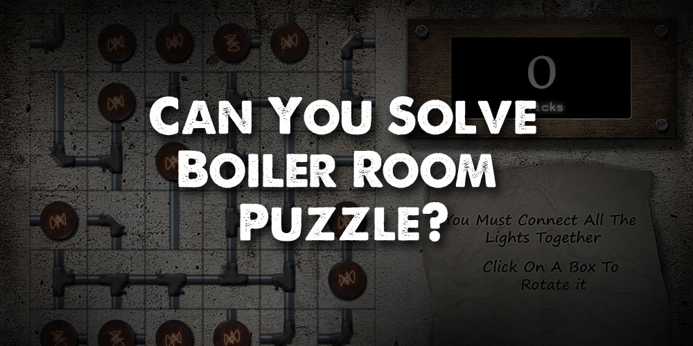 Escape Room Online Puzzles
